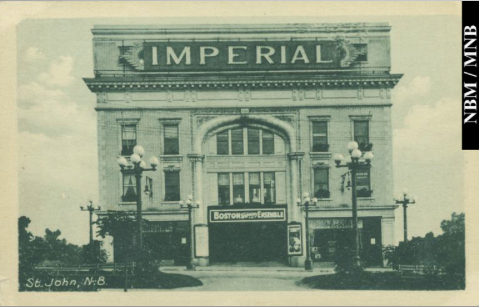 1913 front of theatre