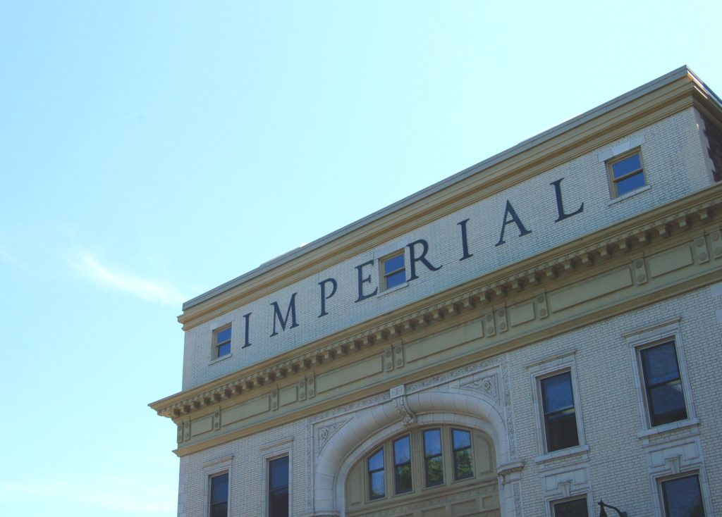 Photo of the Imperial Theatre