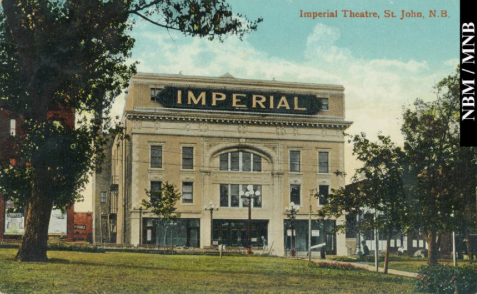 Photo Of The Imperial Theatre Pre=1929